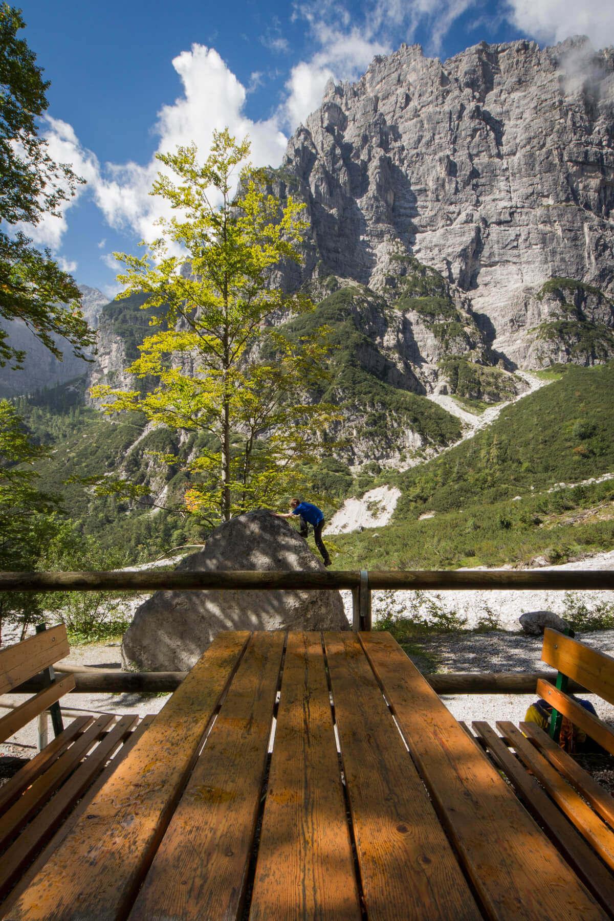 Rifugio Croz dell'Altissimo Brenta