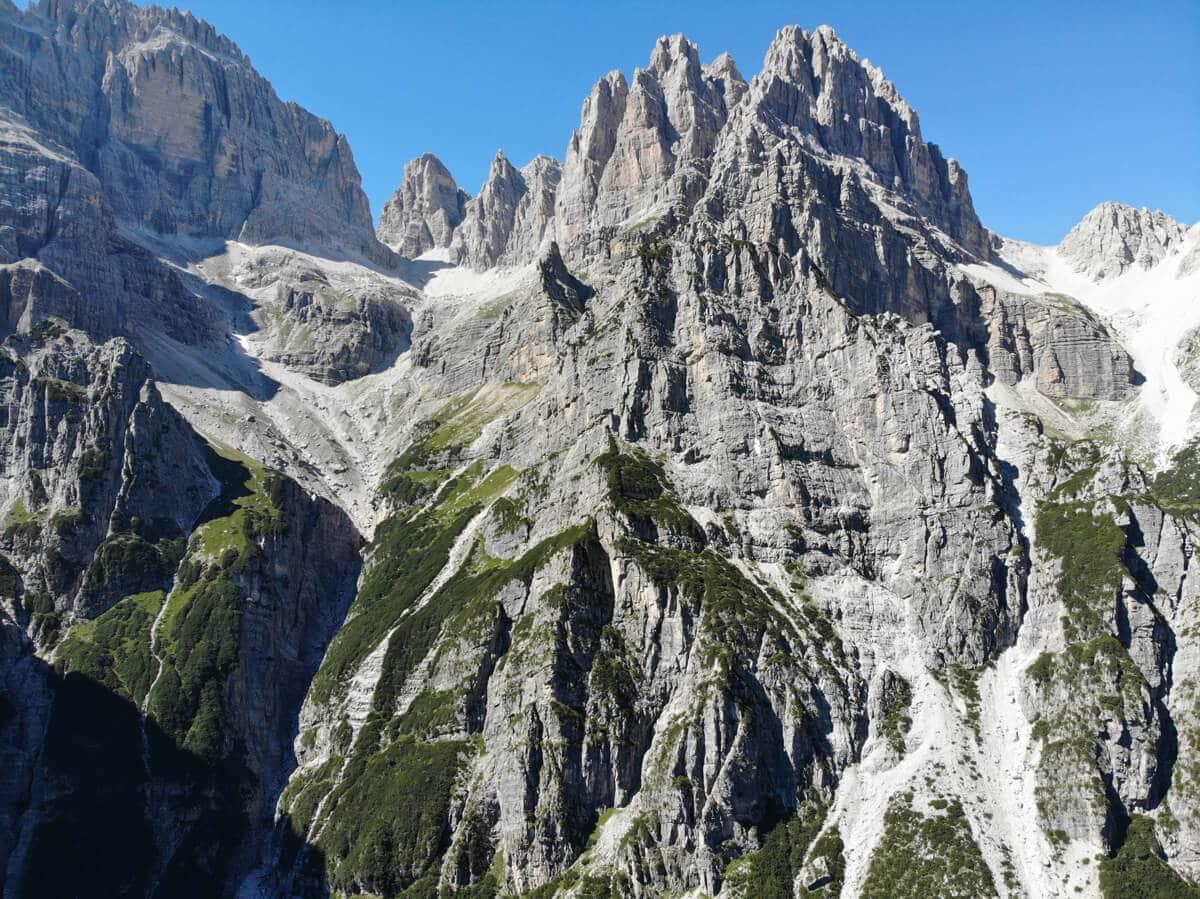 Dolomiti di Brenta Rifugio Croz del'Altissimo